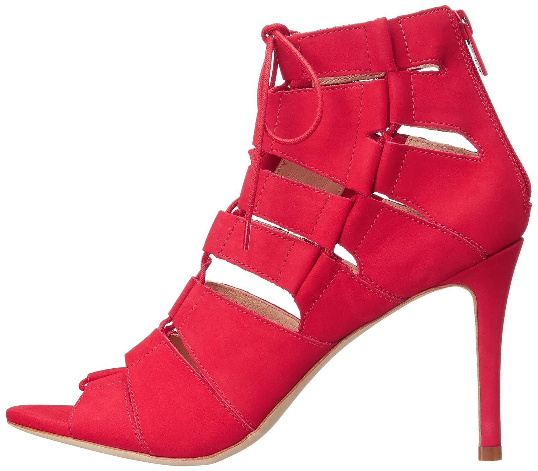 LOEFFLER RANDALL Womens Lottie Nubuck Dress Sandal