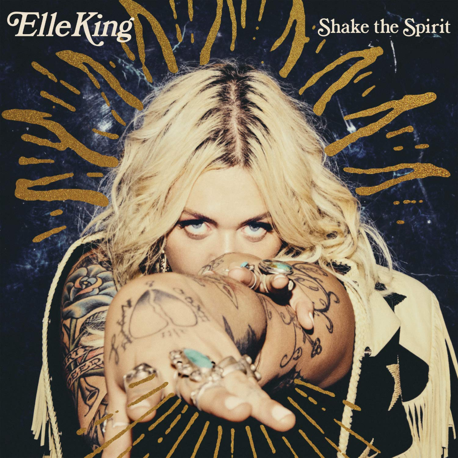 CD : Elle King - Shake The Spirit (CD)