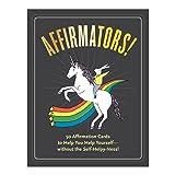 Affirmators! Original Deck 50 Affirmation Cards