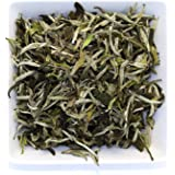 Tealyra - Imperial Grade White Peony - Bai Mu Tan - Fresh White Loose Leaf Tea - Organically Grown - Low Caffeine - High in Antioxidants - 200g (7-ounce)