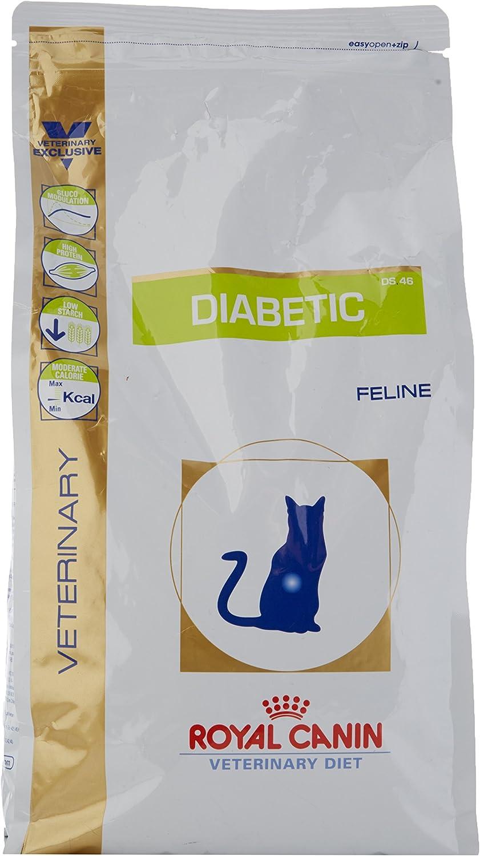 diet cat food dry diabetic
