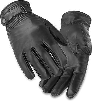 Bekleidung normani® Bw Lederhandschuhe für den Winter Handschuhe