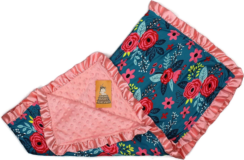 RTS Baby Size HP Always Minky Blanket