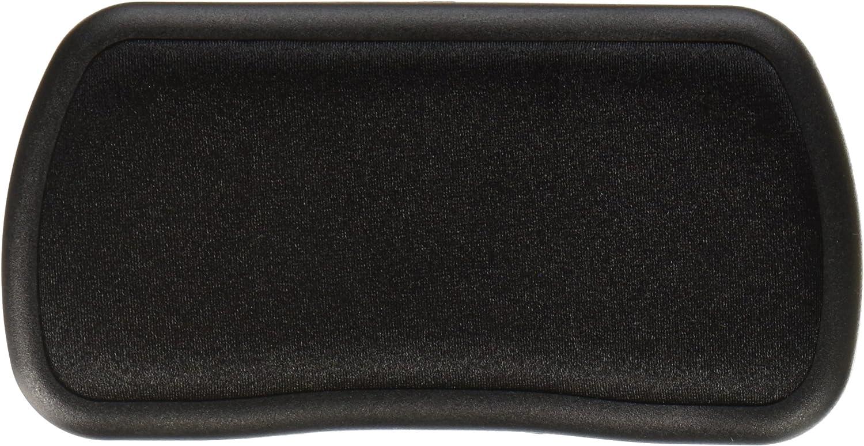 Rolling Wrist Rest 1//Pack 5w x 2-1//4d x 5//8 h 99504 Black