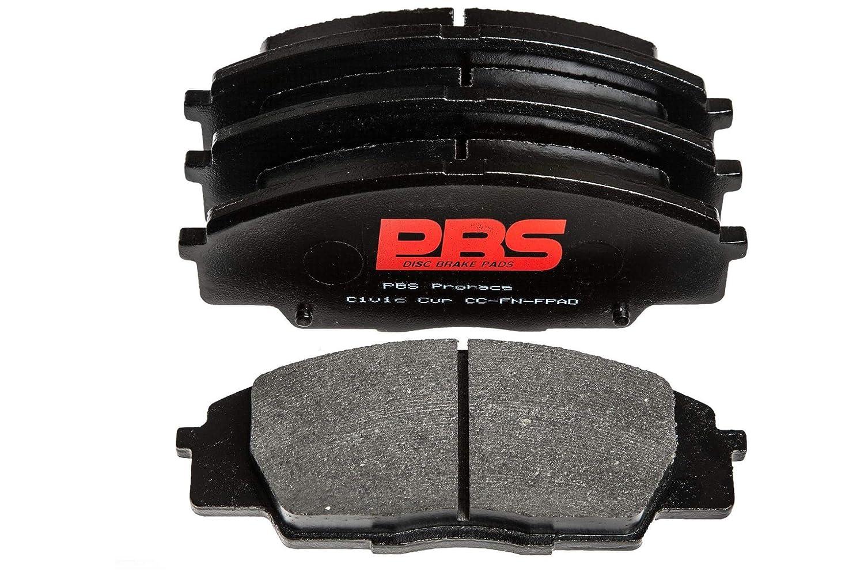 PBS Prorace Plaquettes de frein avant pour Honda Civic Ek9/Integra DC2/type R 282/mm