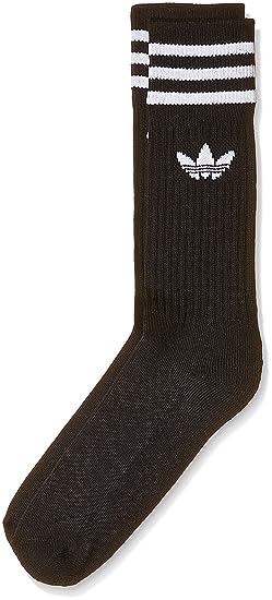temperament shoes 100% authentic biggest discount adidas Unisex Solid Crew Socken, 3er Pack