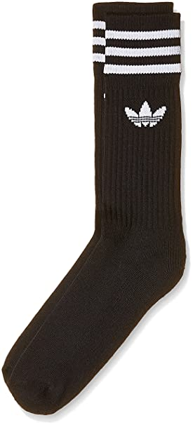 AdultoPaquete CrewCalcetines De Adidas Unisex 3 Solid I6fbyYv7g