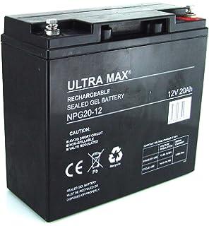 Tashima - Batería para Moto NH1220 / NH1218 12V 20Ah.: Amazon.es ...