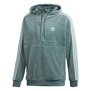 many styles closer at best loved Hoodie zip half-zip adidas Cozy: Amazon.co.uk: Sports & Outdoors
