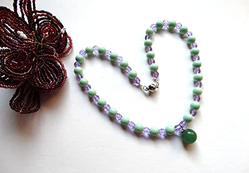 idee collier perle