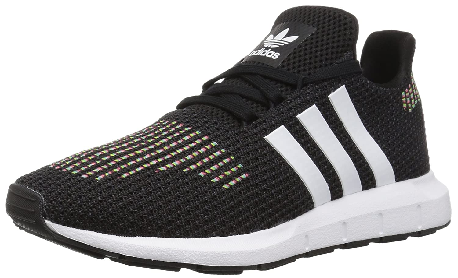 adidas Originals Women's Swift Run US|Core W B071S7N8BD 8.5 B(M) US|Core Run Black/White/Core Black 599aec