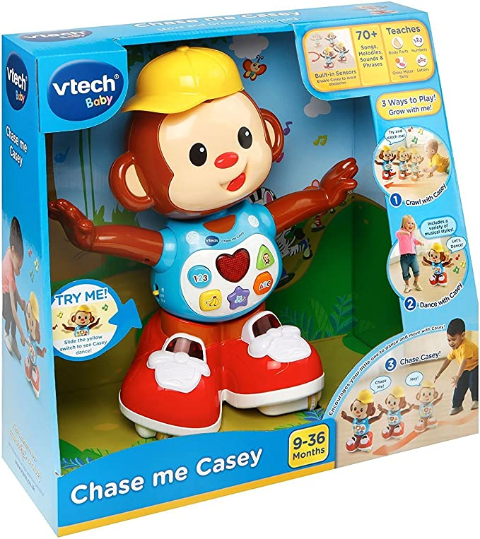 VTech Chase Dance With And Chase Me