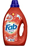 Fab Fresh Blossoms Laundry Liquid Detergent 1 Liter (packaging may vary) (2607242)