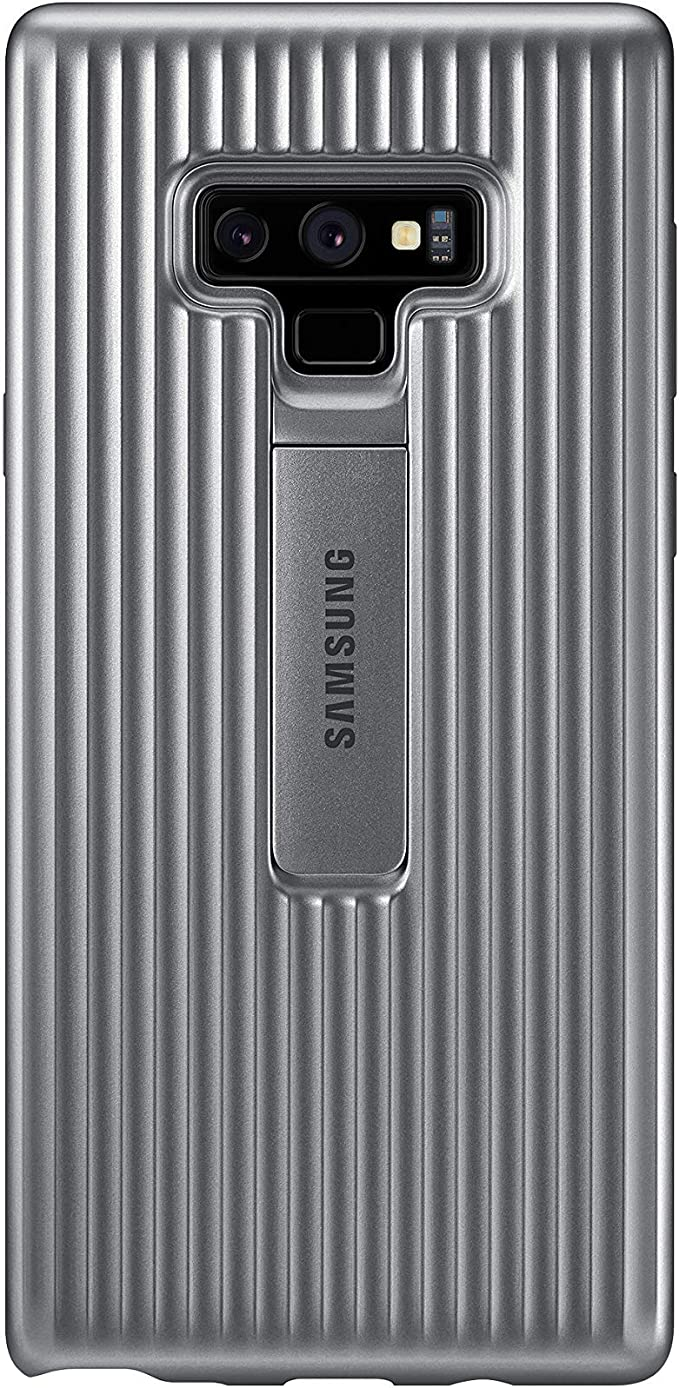 Image result for Galaxy Note9 Rugged Protective Cover, Silver