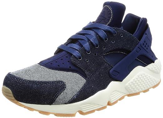 Women's Nike Air Huarache Run SE Running Shoes 859429-401 ...