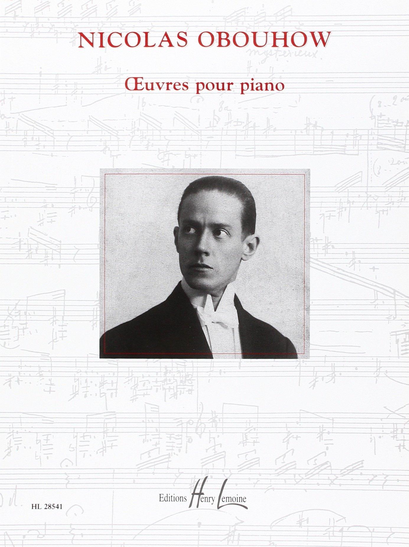 Pièces pour Piano (6)