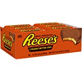 REESE'S Peanut Butter Cups, Chocolate Candy, 1.5 Ounce (Pack of 36)