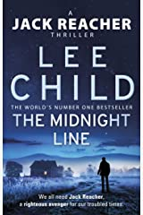 The Midnight Line: (Jack Reacher 22) Kindle Edition