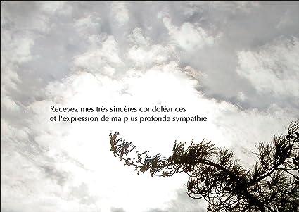 Recevez Mes Très Sincères Condoléances Et Lexpression De Ma