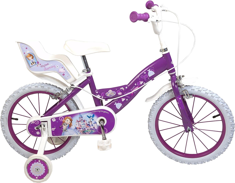 Princesa Sofía - Bicicleta de 16