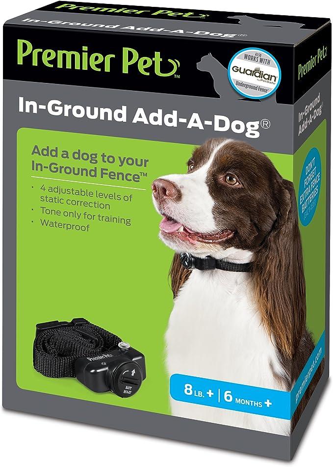 premier pet in ground fence installation