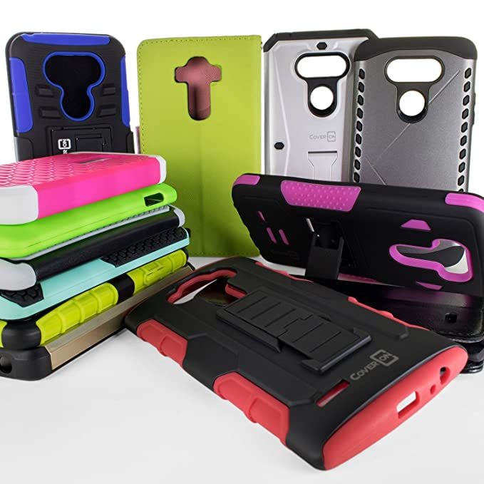 purchase cheap e6385 fc63b Amazon.com: Wholesale Lot of 100 Bulk LG G Series Phone Cases and ...