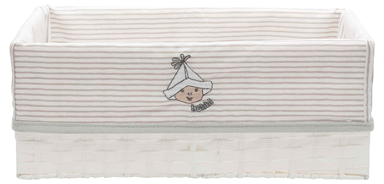 bébé-jou 302454 Pflege Körbchen Bobbi bär