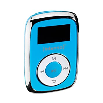 Intenso mp3 player music mover 8 gb blue amazon electronics intenso mp3 player music mover 8 gb blue befestigungsclip stopboris Image collections