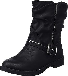 amp; MTNG Bottines Chaussures 57527 Bottes Motardes Femme 4wERzqw