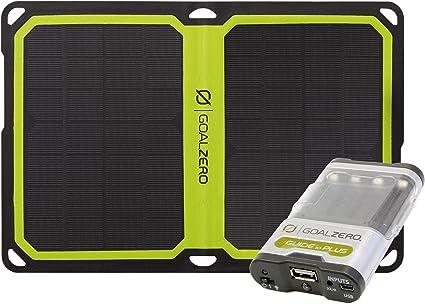 Goal Zero Guide 10 Plus Solar Kit Nomad7 Elektronik