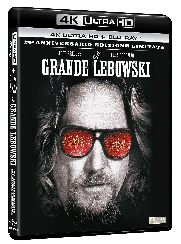 Il Grande Lebowski(Blu-Ray 4K Ultra HD+Blu-Ray) [Italia] [Blu-ray]