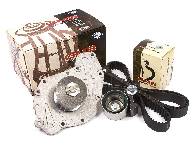 Amazon.com: Evergreen TBK295LWP2 05-10 Chrysler Dodge Volkswagen 3.5L 4.0L  SOHC Timing Belt Kit GMB Water Pump: Automotive