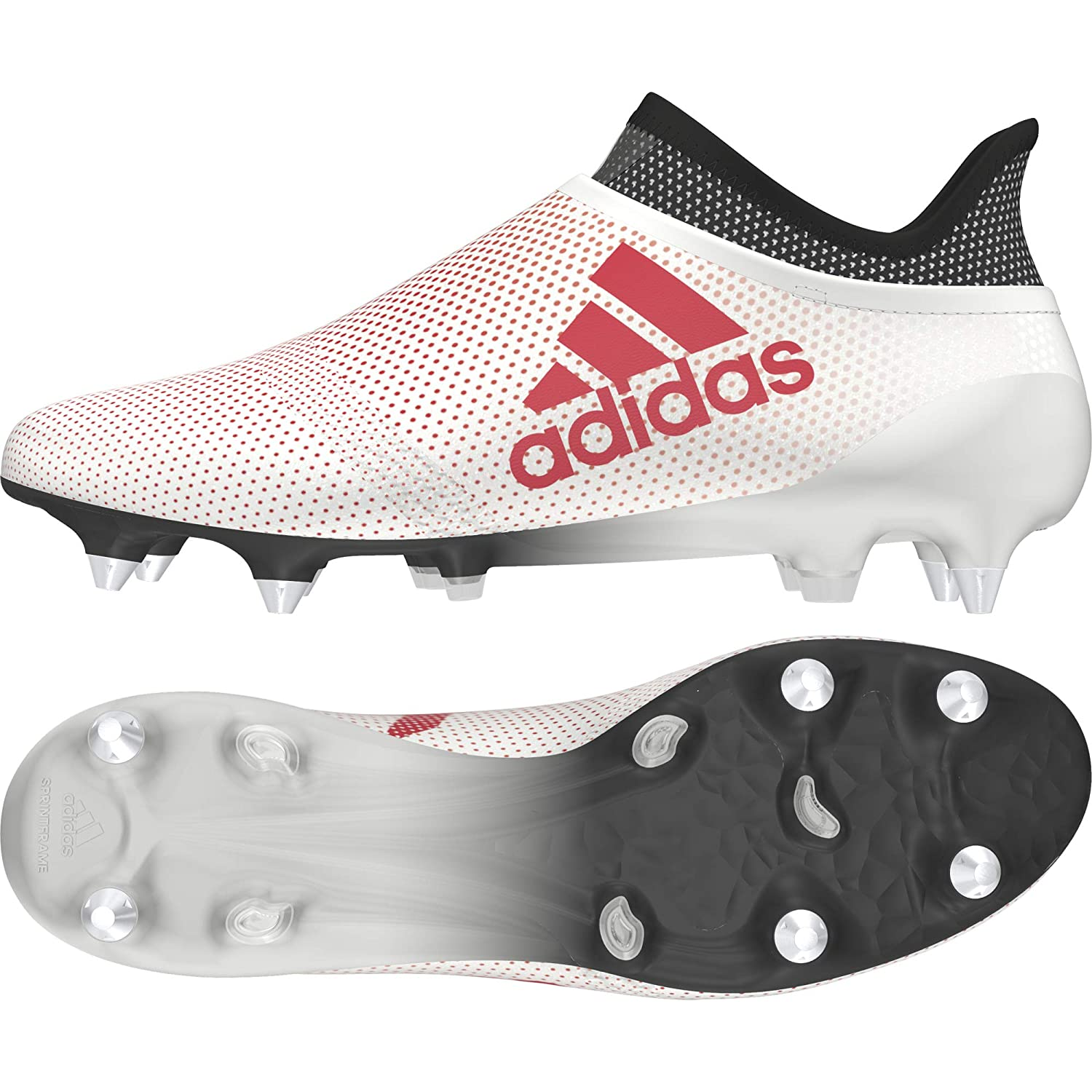 first rate edbf1 769cb adidas Mens X 17+ Sg Football Boots Amazon.co.uk Shoes  Bags