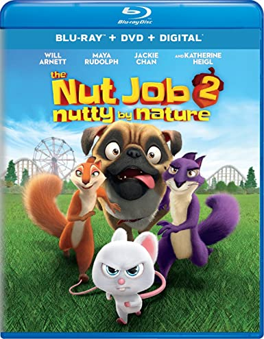 The Nut Job 2: Nutty By Nature [Blu-ray]