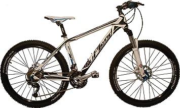 Upland Bicicleta Mountain Bike Frenzy Elite: Amazon.es: Deportes y ...