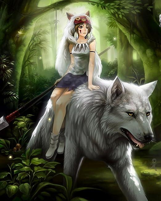 forest spirit princess mononoke characters