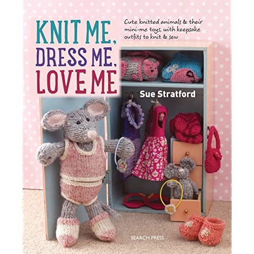 Amazon Knit Me Dress Me Love Me Cute Knitted Animals And