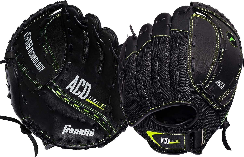 Franklin Sports ACD Flexline Baseball Gloves