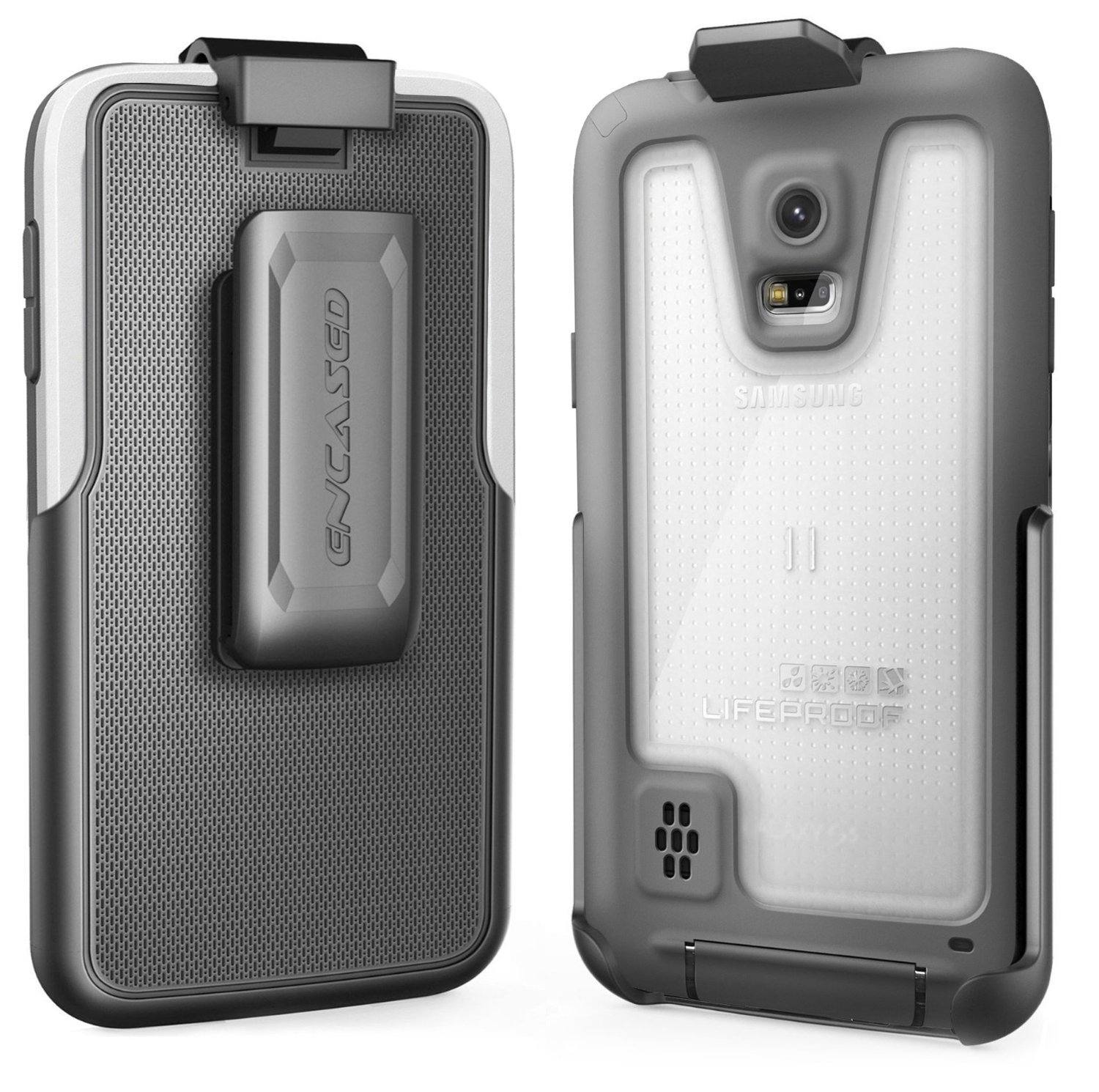 huge selection of d0711 3b8b7 Encased Belt Clip Holster for LifeProof FRE Case Galaxy S5 (case is not  Included)