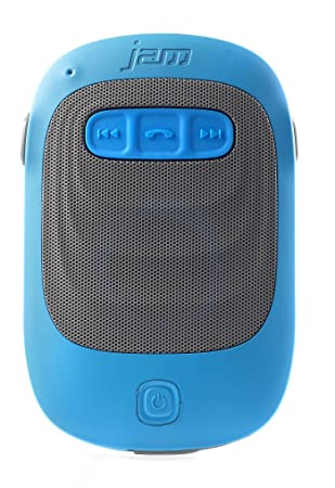 Hmdx Jam Splash Blue Shower Speaker Amazon Electronics