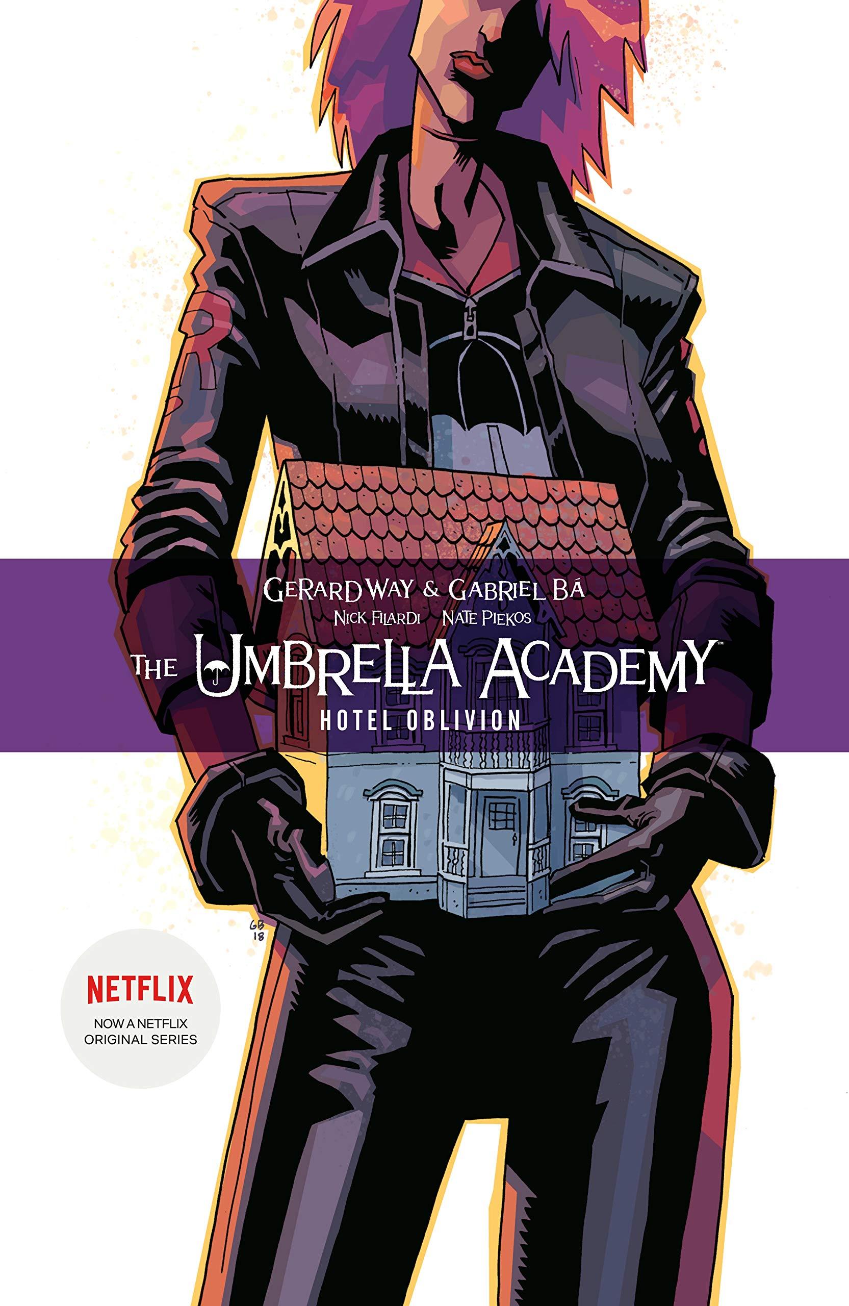 The Umbrella Academy dvd set 1-2