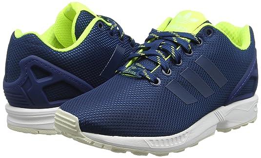 c8ea41262 adidas Men s ZX Flux Training Running Shoes  Amazon.co.uk  Shoes   Bags
