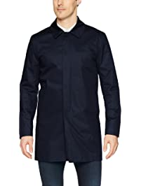 J.Lindeberg Men's Water Repellent Twill Coat