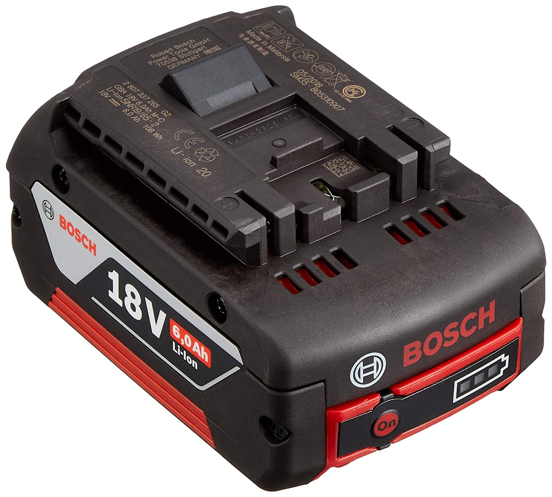 BOSCH(ボッシュ) 18V6.0Ahリチウムイオンバッテリー