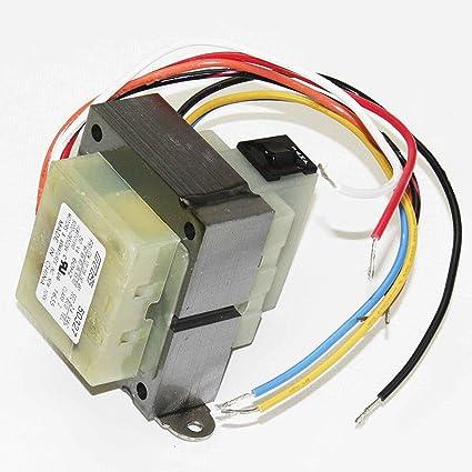 [DIAGRAM_5LK]  Amazon.com: 120/208/240/480 Volt to 24 Volt 50VA Foot Mount Transformer  Manual Reset: Industrial & Scientific   208 240 Volt Transformer Wiring Diagram      Amazon.com