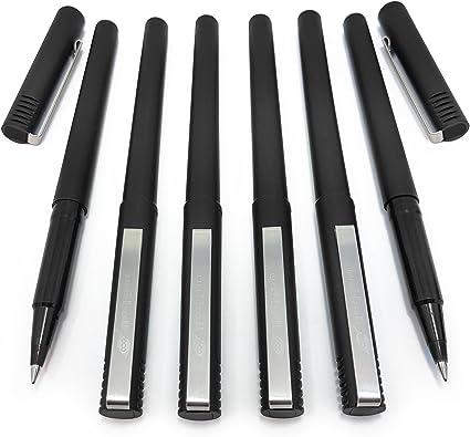 Uni Ball Micro UB-120 - Bolígrafo de tinta líquida de plástico ...