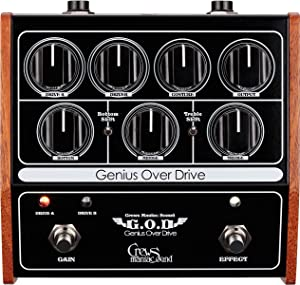 Crews Maniac Sound GOD Genius Overdrive
