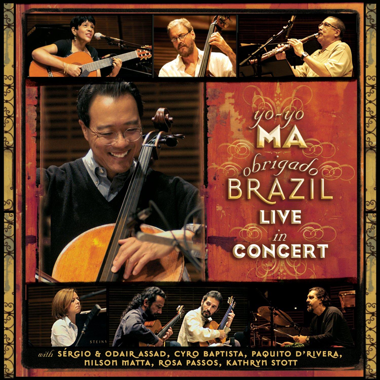 Obrigado Brazil: Live in Concert by SONY MASTERWORKS