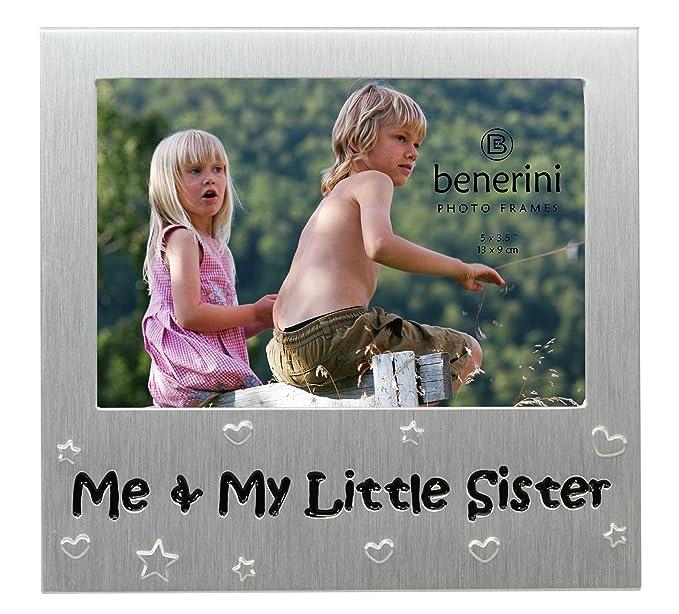 Enchanting Me And My Little Sister Photo Frame Model - Custom ...