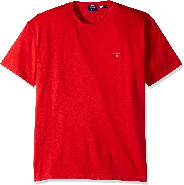 Gant Mens The Original Solid T-Shirt